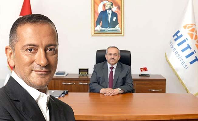 Şimşek'ten Fatih Altaylı'ya açıklama