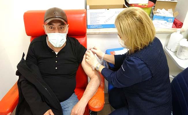 İftardan sonra hem BioNTech hem Sinovac aşı hizmeti