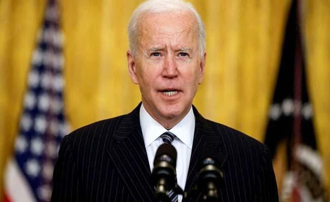 Joe Biden'a 5 bin mektup