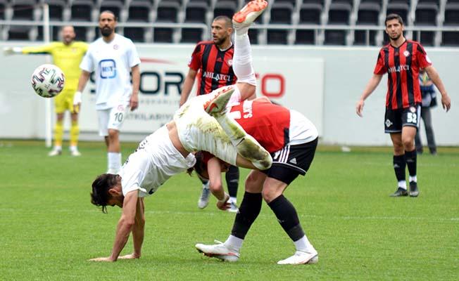 Maç sonucu; Çorum FK 1-0 Zonguldak Kömürspor