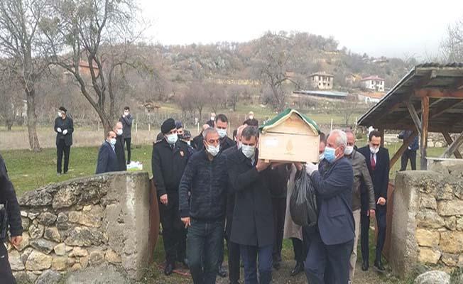 Vali Yardımcısı Niyazi Erten'in babası defnedildi