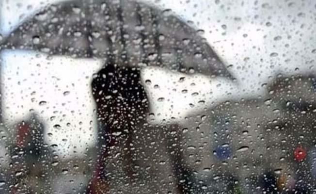 Bu akşam için yağış tahmini