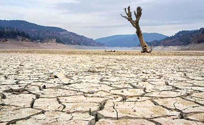 Çorum kuraklıktan etkilenen 41 il arasında