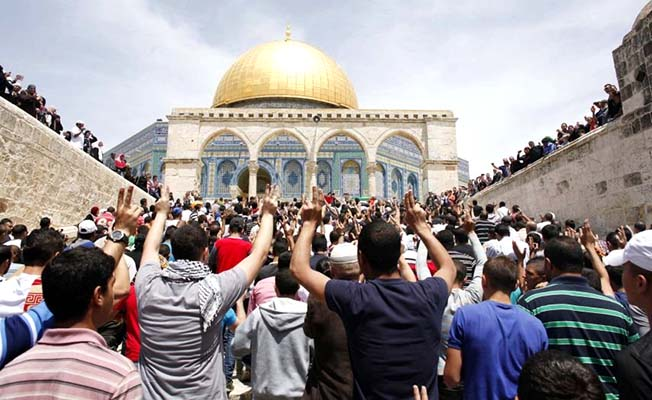 Filistin'in Mescid-i Aksa direnişi
