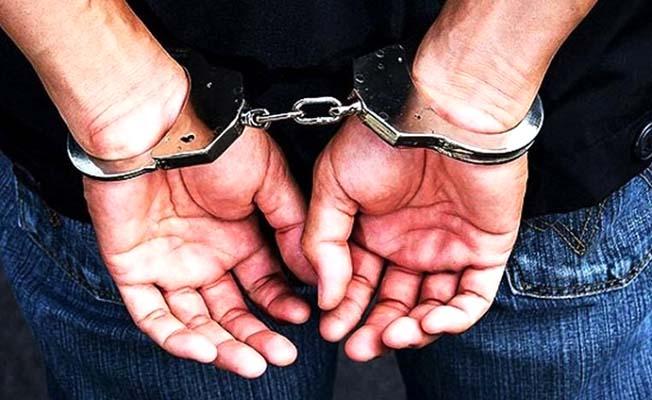 Hakkında hapis cezası vardı, yakalandı