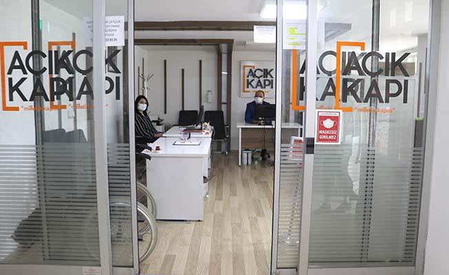 Milletin Kapısı: 'Açık Kapı'