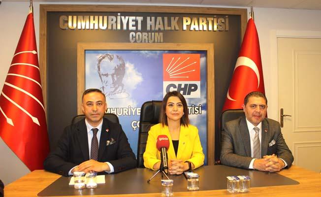 Çorum, CHP iktidarı ile beklentilerine kavuşacak