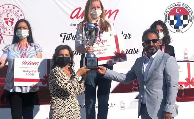 Türkiye Kadınlar Şampiyonu belli oldu