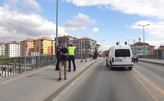 Trafikte silahlı kavga