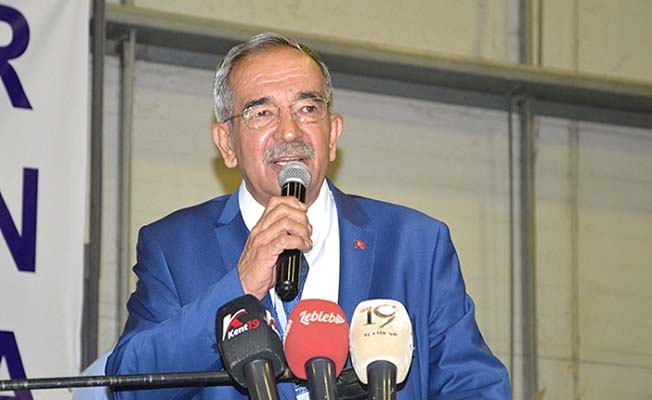 Vedat Canbek yeniden başkan
