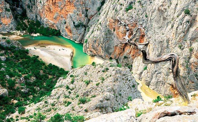 Gezilmeye değer 15 kanyon arasında