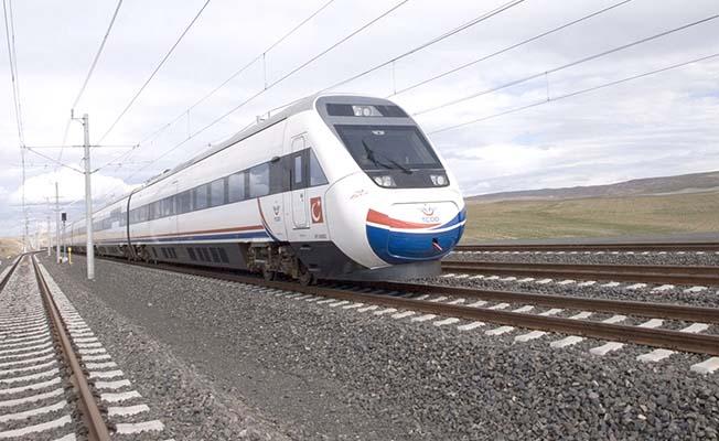 Hızlı tren için kredi görüşmesi