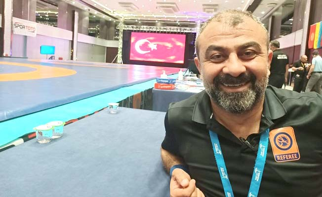 İsmail Eker'e Rusya'da görev