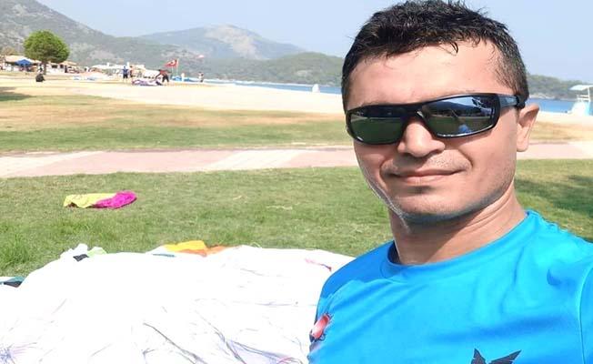 Paraşüt kazası, polis memuru hayatını kaybetti
