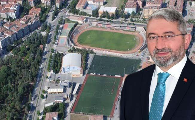 Stadyum alanında son gelişme