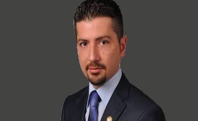 TDP il başkanlığından istifa etti