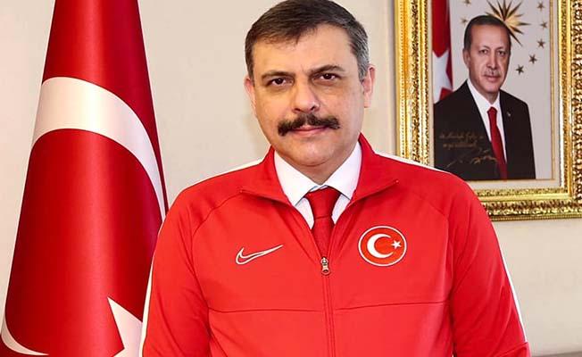 Vali Sinop'ta görevlendirildi