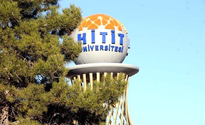 Hitit Üniversitesi'nde görev değişimi