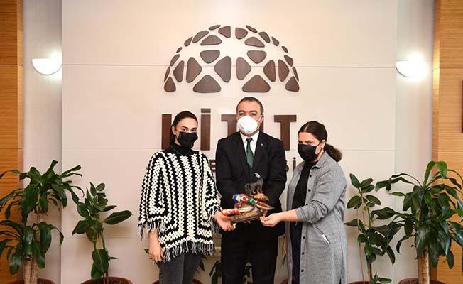 HİTİT'e 87 Azerbaycanlı öğrenci geldi