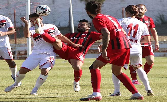 Maç sonucu, Turgutluspor 0-0 Çorum FK