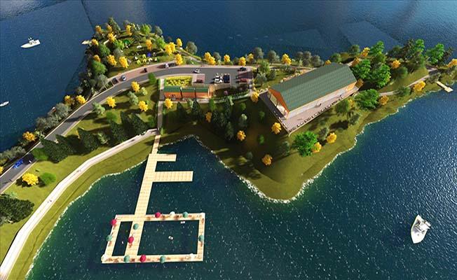Oğuz Adası bakanlığa devrediliyor