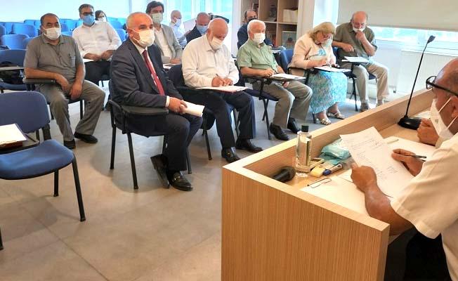 ÇEKVA'da yeni dönem yönetim seçildi