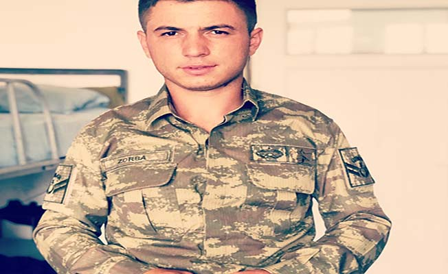 Çorumlu asker terör saldırısında yaralandı