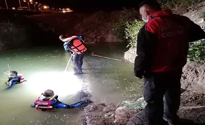 Su dolu hafriyat çukuruna düşen çocuk öldü