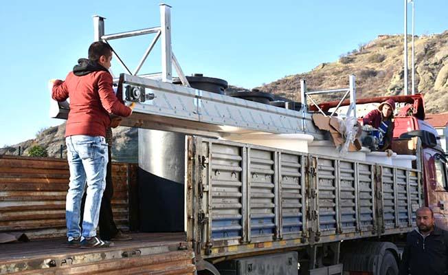 Tescilli ürün, turşu tesisi için yeni gelişme