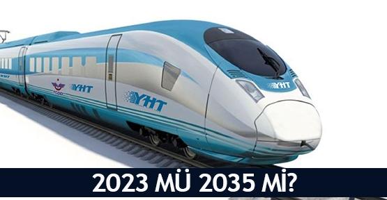 2023 mü 2035 mi?