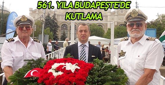 561. Yıla Budapeşte'de kutlama