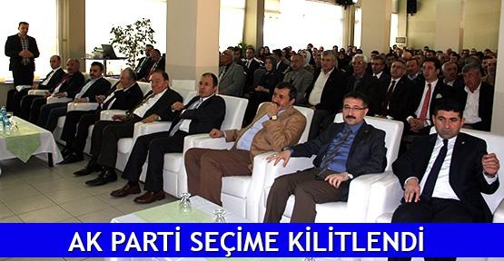 AK Parti seçime kilitlendi