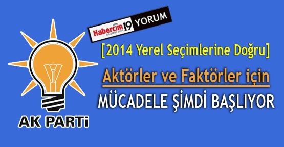 AK Parti'de aktörler ve faktörler için mücadele şimdi başlıyor