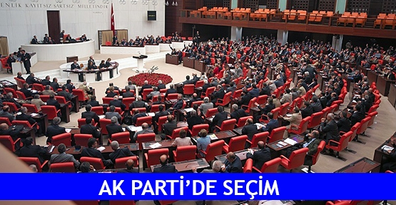 AK Parti'de seçim