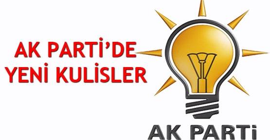 AK Parti'de yeni kulisler