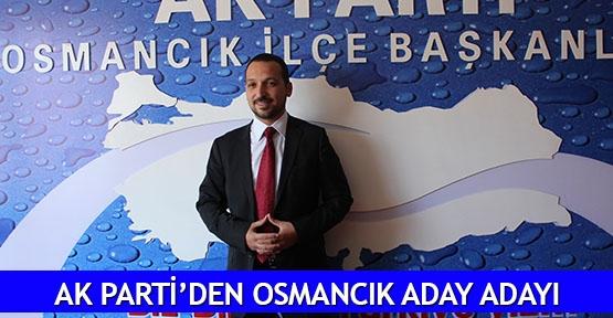 AK Parti'den Osmancık adayı adayı