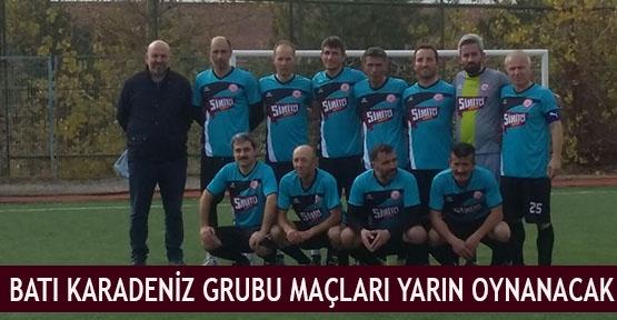 Batı Karadeniz Grubu Maçları Yarın Oynanacak