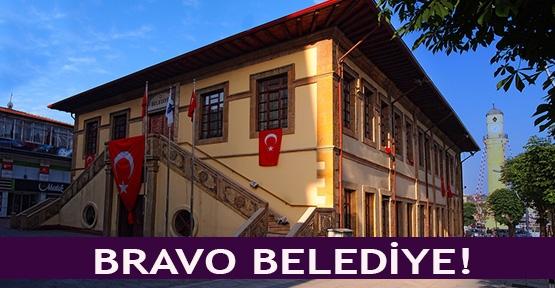 Bravo Belediye!