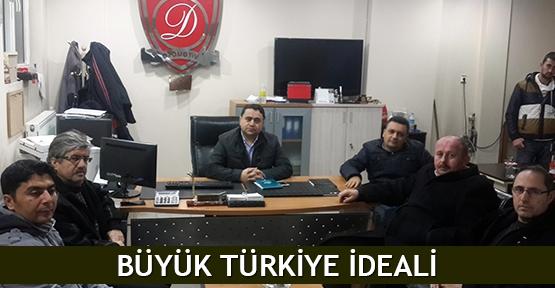 Büyük Türkiye ideali