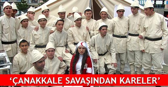 'Çanakkale Savaşından Kareler'