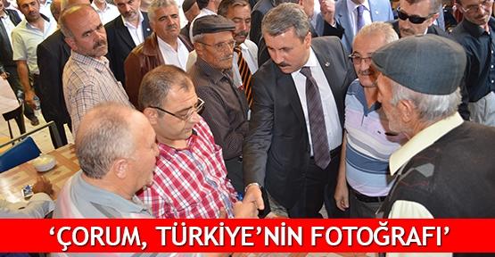 'Çorum, Türkiye'nin fotoğrafı'