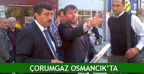 ÇorumGaz Osmancık'ta