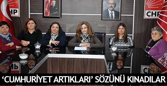 'Cumhuriyet Artıkları' sözünü kınadılar