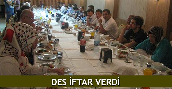 DES iftar verdi