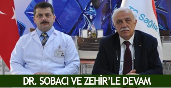 Dr. Sobacı ve Zehir'le devam