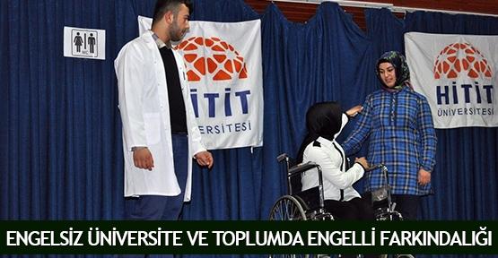 Engelsiz Üniversite ve Toplumda Engelli Farkındalığı
