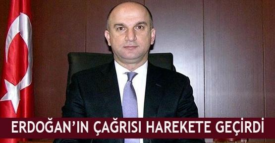 Erdoğan'ın çağrısı harekete geçirdi
