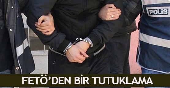 FETÖ'den bir tutuklama