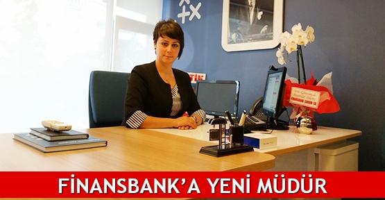 Finansbank'a yeni müdür