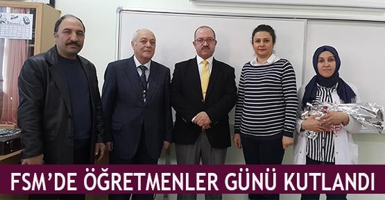 FSM'de Öğretmenler Günü kutlandı
